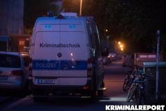 Kriminalchtechnik vor Ort.|Foto: DLB