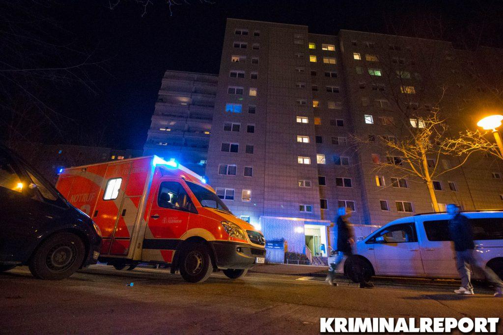 Der 7-jährige Junge stürzte aus dem 10.Stock eines Mehrfamilienhauses.|Foto: CSH