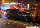 Unfallfahrer versuchte zu flüchten