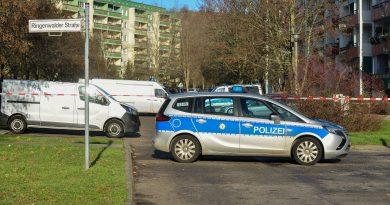 Erneut Polizeieinsatz im Parsteiner Ring
