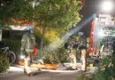 Feuerwehr löscht Kellerbrand – Mehrere Mieter durch Rettungsdienst versorgt