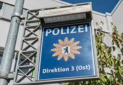 Umstrukturierung bei der Polizei : Die Direktion 6 wird zur Direktion 3 (OST)