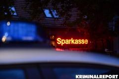 Polizei am Tatort.|Foto: DLB