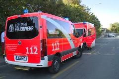 Rettungsdienst vor Ort