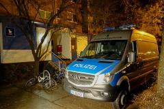 Kriminaltechnik am Einsatzort.|Foto: FT