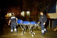 Die Opfer wurden in die Gerichtsmedizin eingeliefert.|Foto: FT