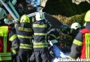 Schwerer Verkehrsunfall in Hönow