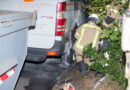 Erneut Brandstiftung in Hellersdorf