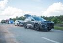 Unfall auf der A11 – Drei Personen verletzt